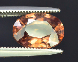 3.00 ct Imperial Zircon Untreated Cambodia