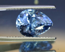 NR -  5.25 Carats Natural Full Color African Aquamarine Gemstone