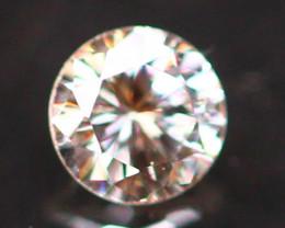 0.09Ct Pink Diamond VVS Natural Diamond A2401