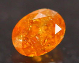 0.38Ct Orange Fancy Natural Diamond A2406