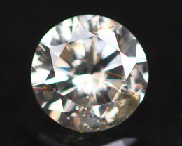 0.27Ct Fancy Diamond Natural Round Brilliant Cut Diamond B2403