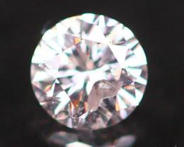 0.10Ct Light Pink Diamond Natural Diamond B2406