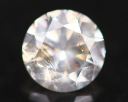 0.23Ct Tinted White Fancy Diamond Natural Diamond B2411