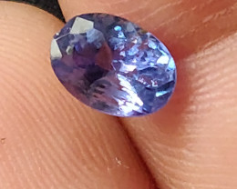 (B26) Sublime 1.01ct Natural Tanzanite