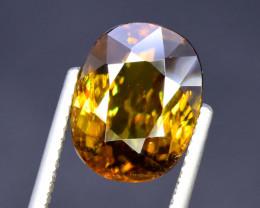 11 Carats Full Fire Sphene Titanite Gemstone