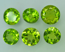 14.35 Ct AAA Grade Peridot Lot VVS~$1000.00