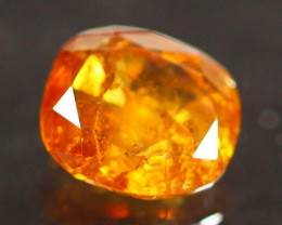 0.51Ct Orange Diamond Fancy Natural Untreated Color A2608