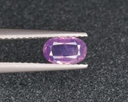 Natural Sapphire 0.45 Cts from Kashmir, Pakistan