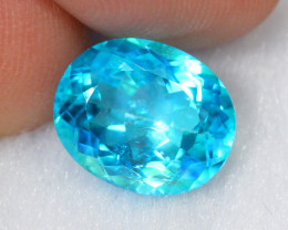 4.42cts Natural Paraiba Colour Topaz /B38