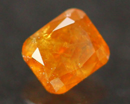 0.25Ct Fancy Whisky Color Natural Diamond A2803
