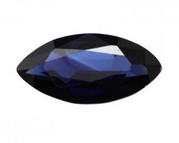 0.85cts Natural Australian Blue Sapphire Marquise Cut