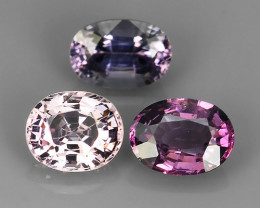 3.0~CTS GENUINE NATURAL ULTRA RARE COLLECTION FANCY SPINEL~