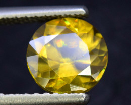 2.25  Carats Full Fire Sphene Titanite Gemstone