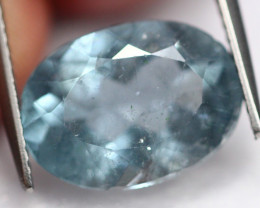5.27Ct Natural Blue Color Tourmaline E0207
