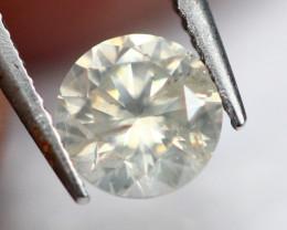 0.43Ct Natural Untreated Brilliant Round Cut Diamond A0403