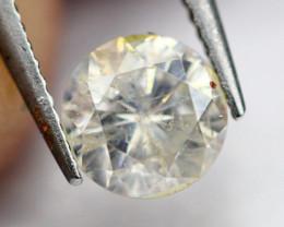 0.49Ct Natural Untreated Brilliant Round Cut Diamond A0409