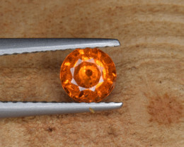 Natural Spessartite Garnet 0.58 Cts