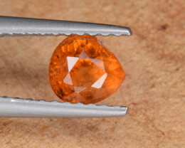 Natural Spessertite Garnet 0.91 Cts