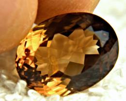 16.91 Carat VVS Brazil Golden Topaz - Gorgeous