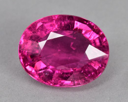11.52 Cts Stunning Beautiful Color Natural African Rubellite