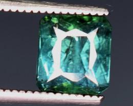 1.60 carats Natural blue color Tourmaline gemstone