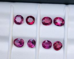 10.30 carats Rhodolite Garnet  Gemstone Parcel