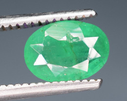 0.55 Carats Natural Emerald Gemstone