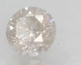 IGL Certified Natural Diamond - 0.87 ct