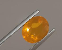 2.67ct Fire Opal Oval 11.5x9.2mm (SKU 32)
