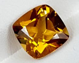 3.75Crt Madeira Citrine  Best Grade Gemstones JI30
