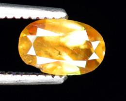 0.60 carats fiery sphene tantanite Gemstone