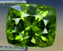7.40 cts Olivine Green Peridot from Pakistan
