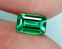 1.13 ct Top Of The Line Emerald  Certified!