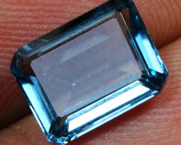 2.50cts Sparkle Reflection London Blue Topaz