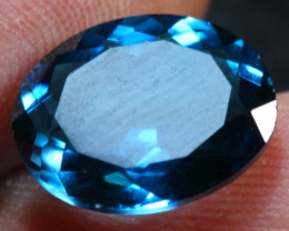 4.45cts Ocean Blue London Blue Topaz