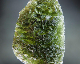 Large Genuine Moldavite CERTIFIED