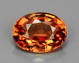 1.22 Carat Very Rare Red Color Natural Sapphire Loose Gemstones