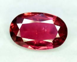 NR - 2.15 Carats Natural Rubellite Tourmaline Gemstone