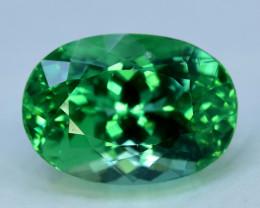 NR - 21.60 cts Lush Green full Deep Color Spodumene