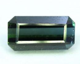 NR - 2.00 Carats Blue Green Shade Natural Tourmaline Gemstone