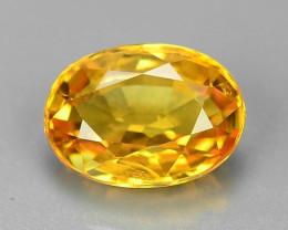 1.32 Carat Very Rare Orange Color Sapphire Loose Gemstones