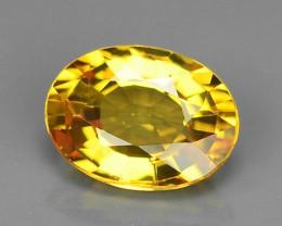 1.08 Carat Very Rare Orange Color Sapphire Loose Gemstones