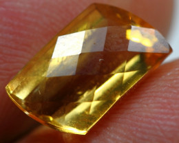 13.55cts 3 Pcs Glisten Gold Yellow Citrine Parcel