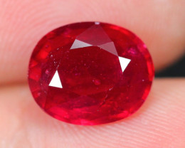 4.26cts Blood Red Colour Ruby / 2389