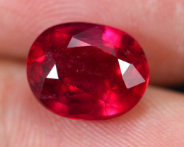 4.20cts Blood Red Colour Ruby / 2386
