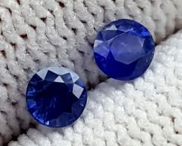 0.60CT BLUE SAPPHIRE  BEST QUALITY GEMSTONE IGC82