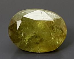 1.50Crt Rare Demontoid Garnet  Best Grade Gemstones JI31