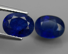 1.00 CTS~FANTASTIC OVAL CUT HEATED EXCELLENT MADAGASCAR BLUE SAPPHIRE!!
