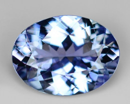 1.52 Ct Tanzanite Top Quality Gemstone. TZ11