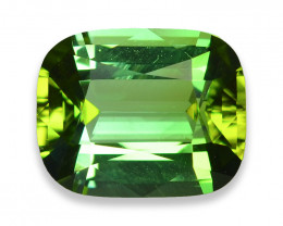 10.22 Cts Gorgeous Natural Lustrous Green Tourmaline